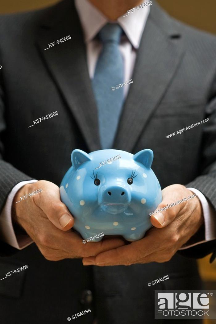 Stock Photo: Financial Savings MR0914.