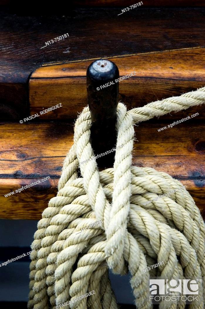 Stock Photo: International Maritime Festival, Brest, Finistere, Bretagne, France (11- 17 July 2008).