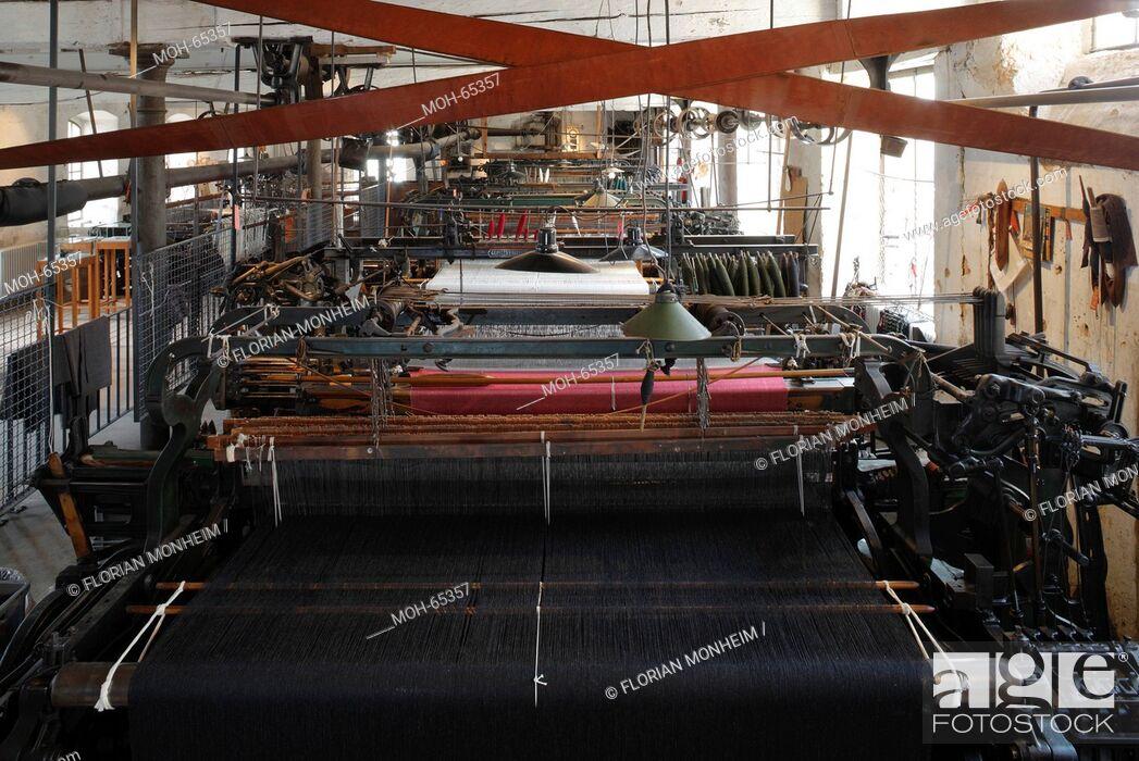 Imagen: Euskirchen, ehemalige Tuchfabrik Müller, LVR-Industriemuseum.