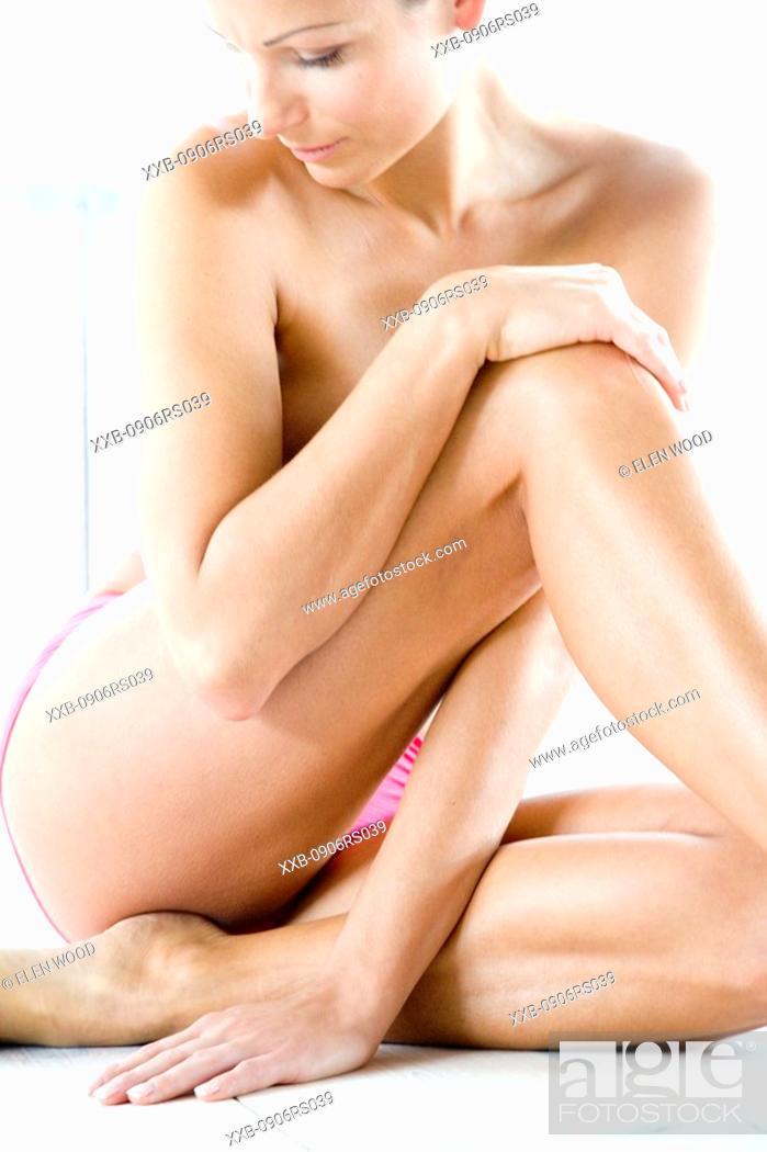 Stock Photo: nude.