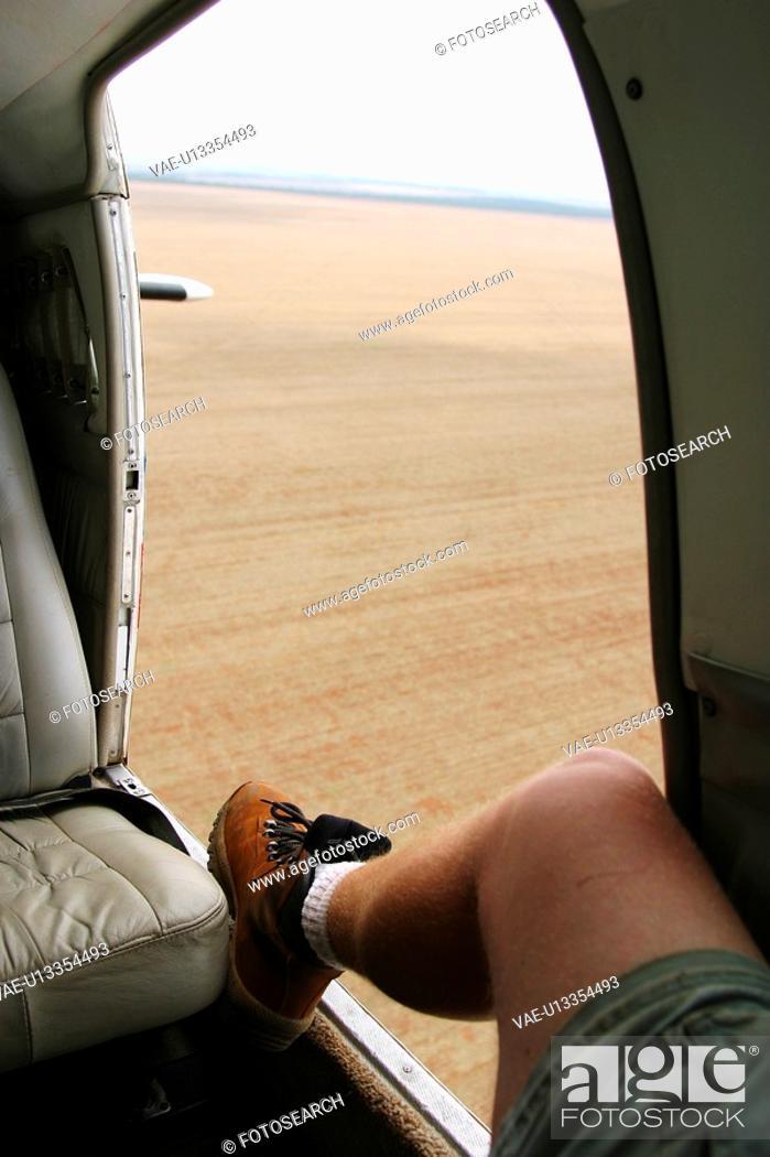 Stock Photo: air power, air travel, aero plane.