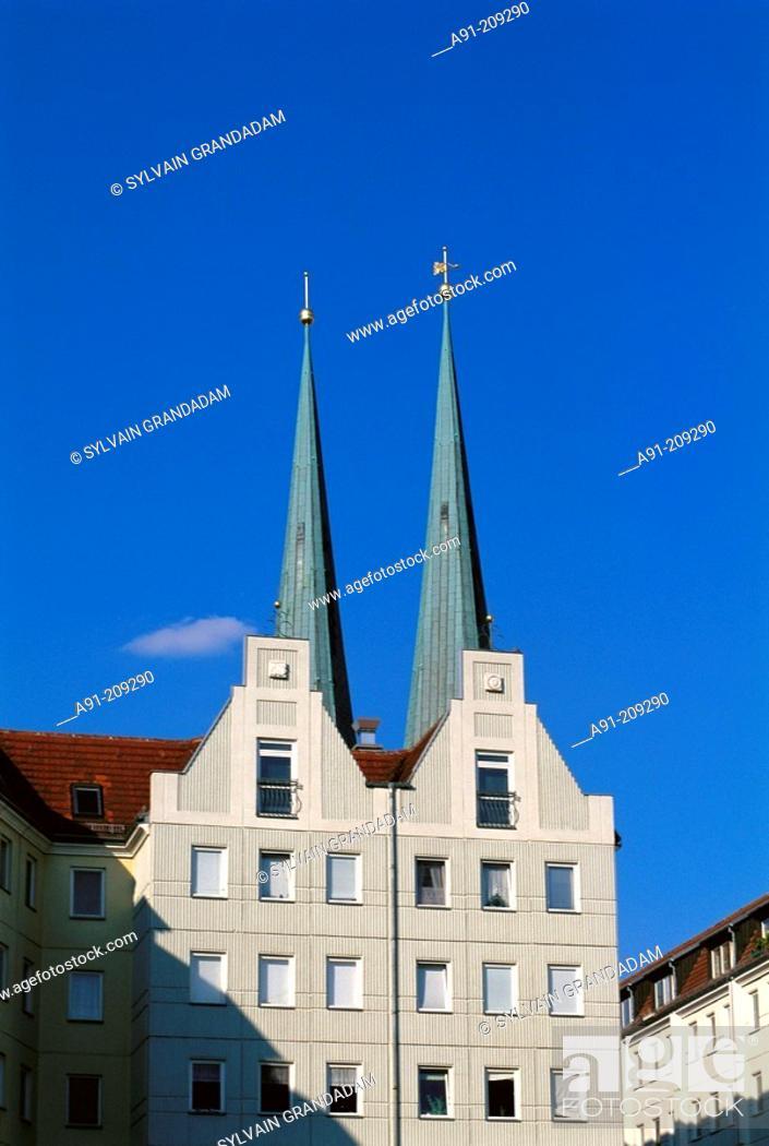 Stock Photo: Berlin. Germany.