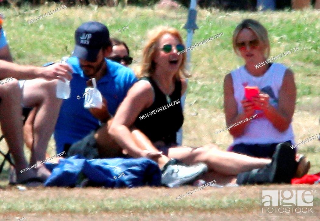 Britney spears dating charlie