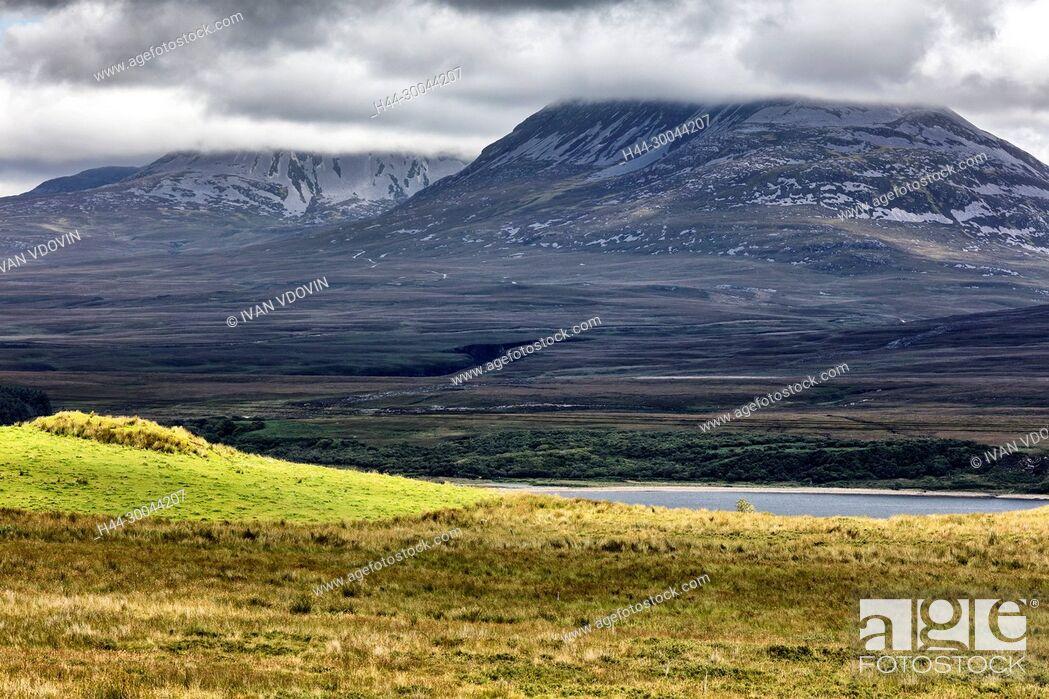 Stock Photo: Landscape, Islay, Inner Hebrides, Argyll, Scotland, UK.