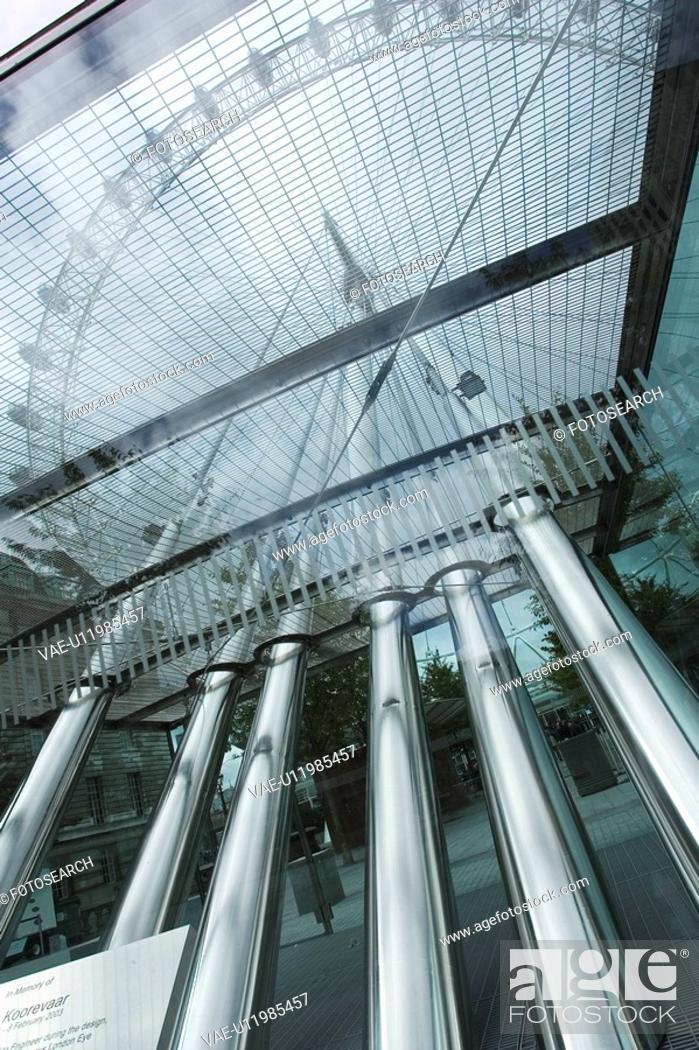 Stock Photo: Day, Iron, London, London Eye, Life Events.