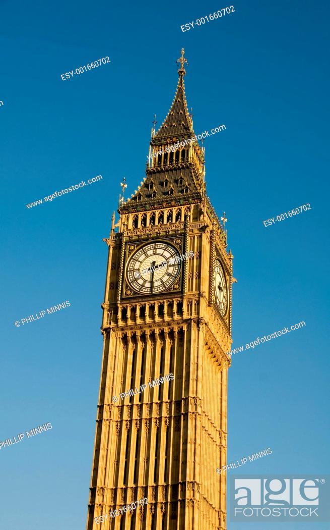Stock Photo: Big Ben.