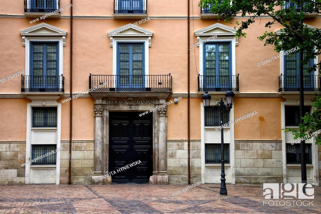 Imagen: Plaza del Justicia, old historic part of Zaragoza, Saragossa, Aragón, Spain, Europe.