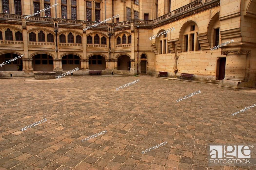 Stock Photo: building, appearance, archways, arches, arcs, ancient.