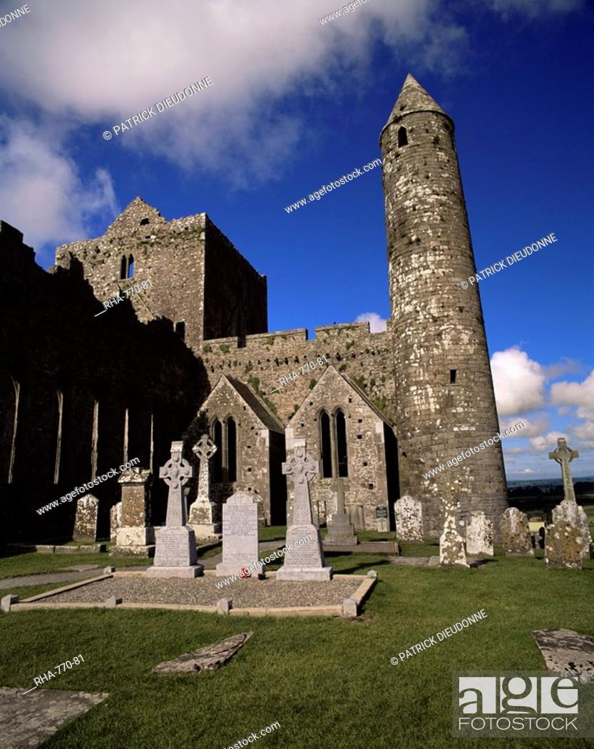 W!NK Lights The Rock Of Cashel! | - brighten-up.uk
