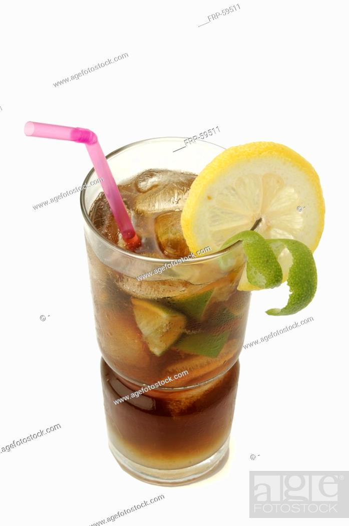 Stock Photo: Cuba Libre.