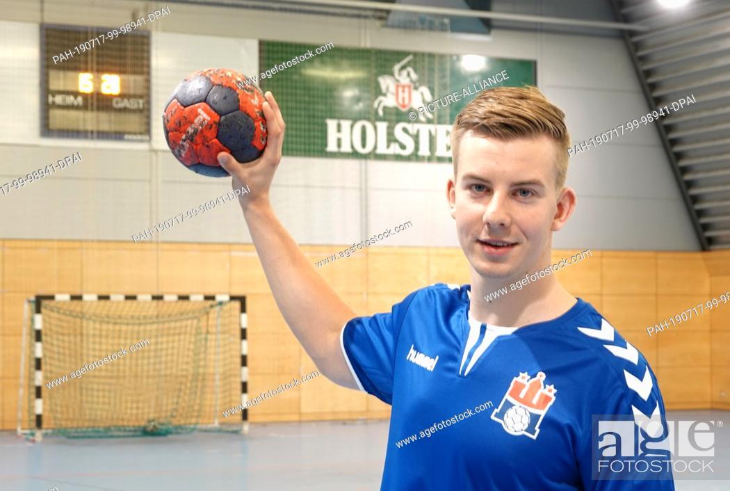 17 July 2019 Hamburg Hambug Handball 2nd Bundesliga Hsv