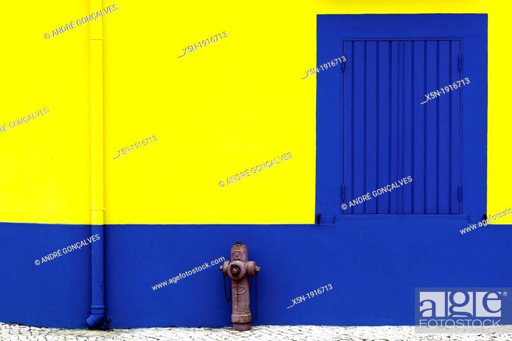 Stock Photo: Aveiro, Portugal, Europe.