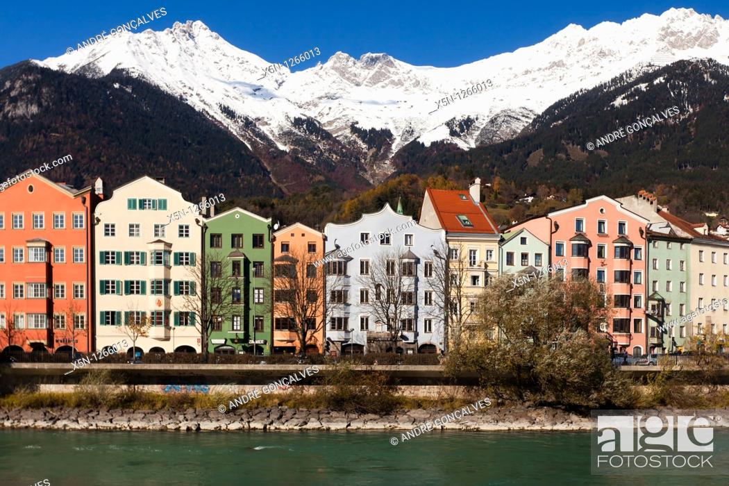 Stock Photo: Innsbruck, Austria.