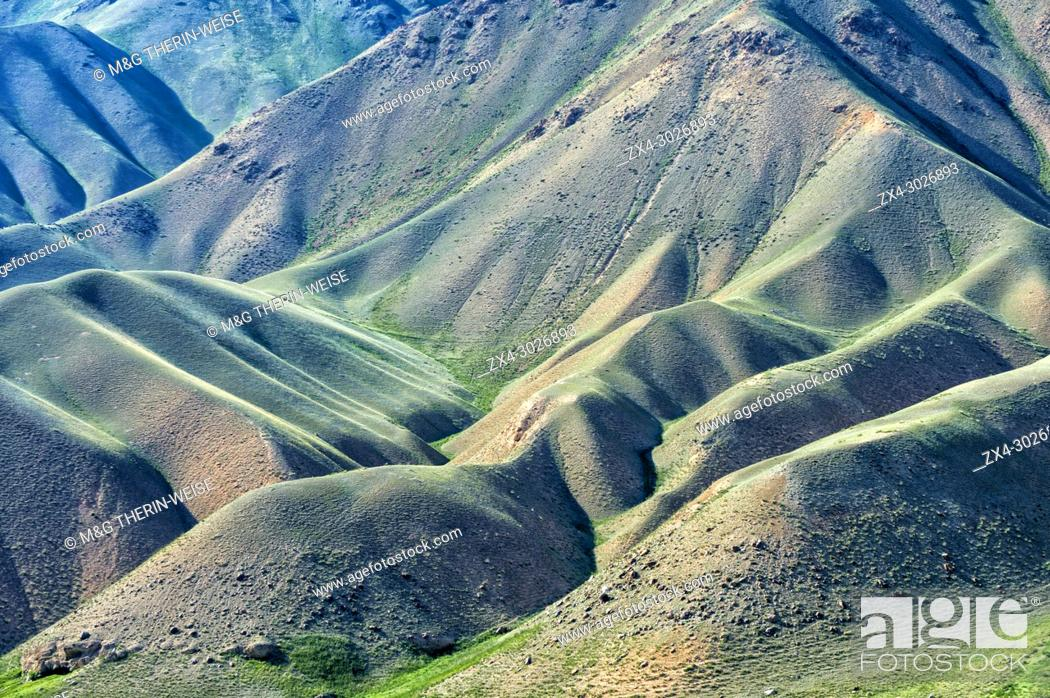 Stock Photo: Naryn gorge, Naryn Region, Kyrgyzstan.