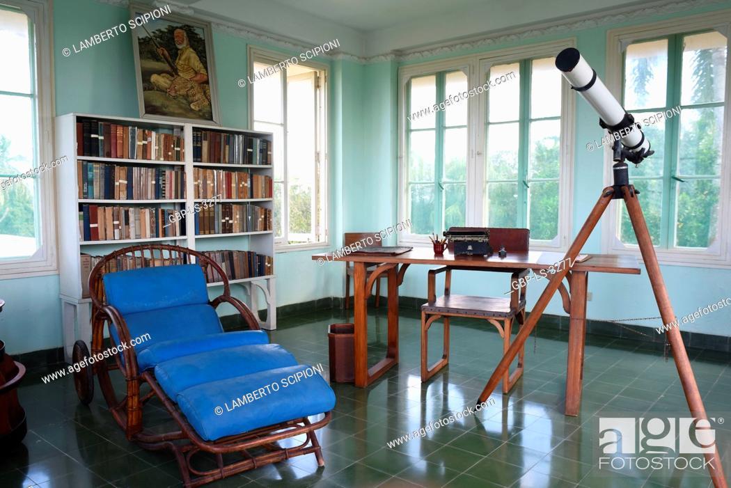 Imagen: House, room, observatory, decoration, 2014, Cuba.