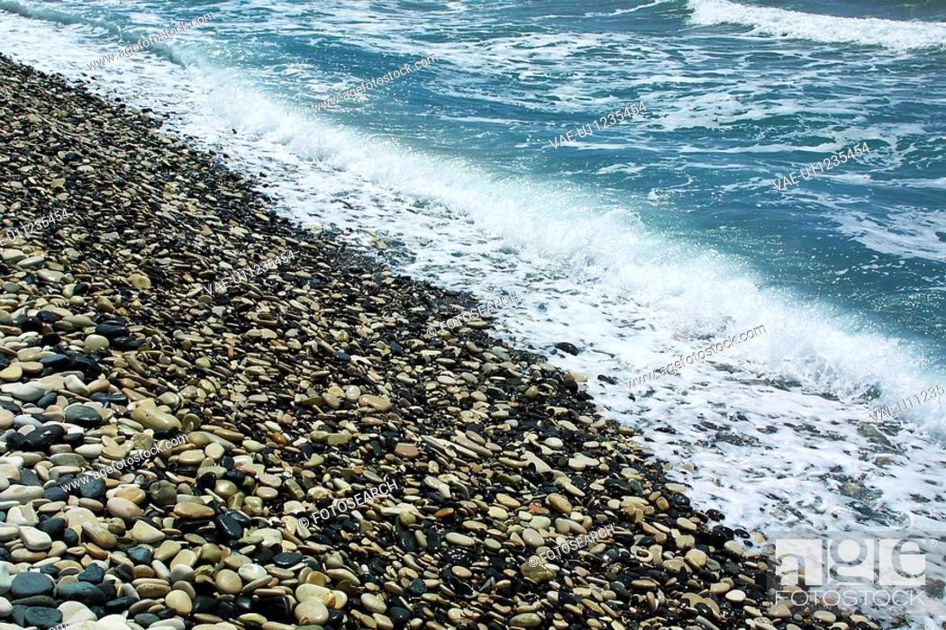 Stock Photo: outdoors, day, daytime, scene, sea.