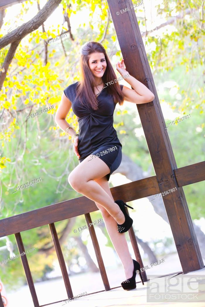 Teen leg pic