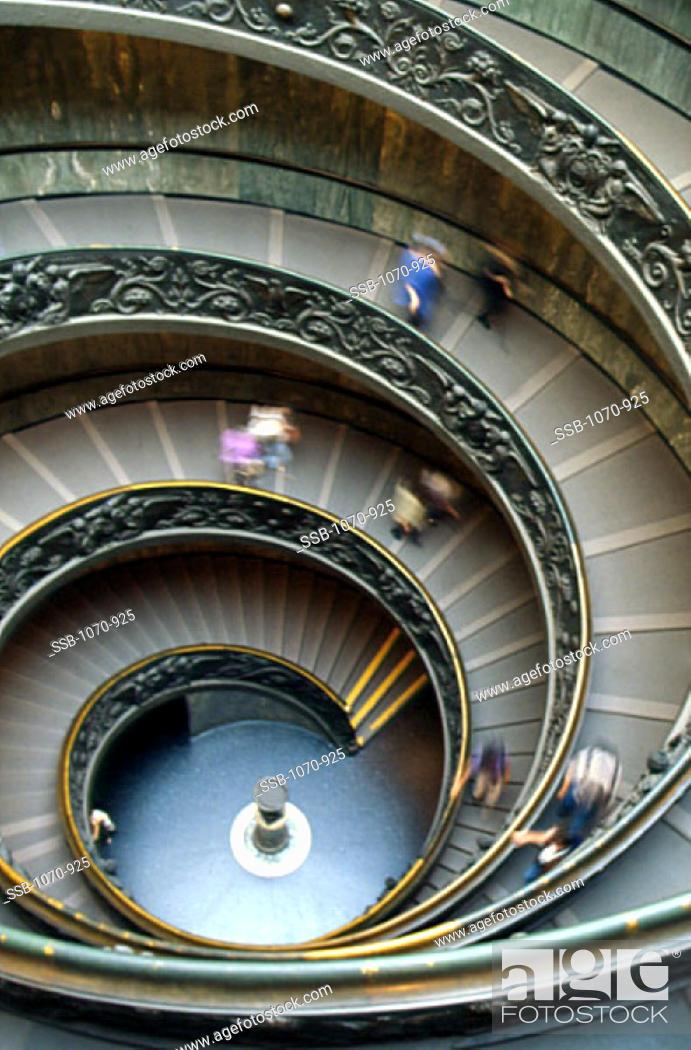 Stock Photo: Vatican MuseumsVatican City.