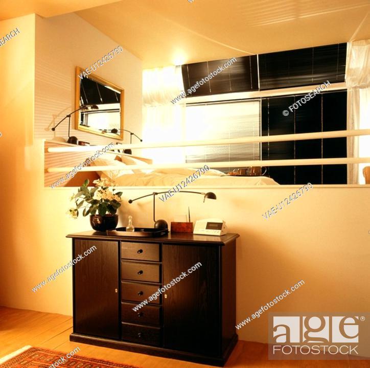 Stock Photo: Bedroom.