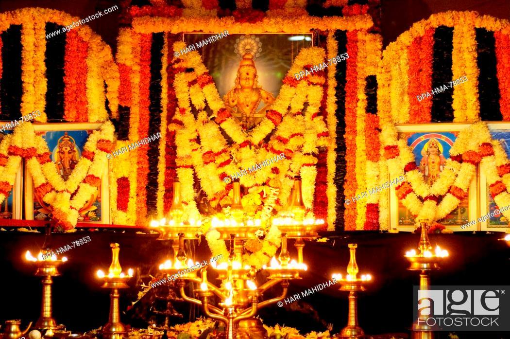 Lord Ayyappa Pooja