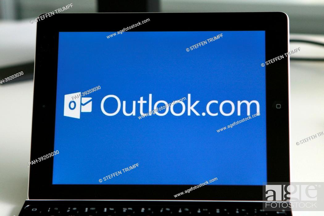 The logo of the personal information manager Outlook is