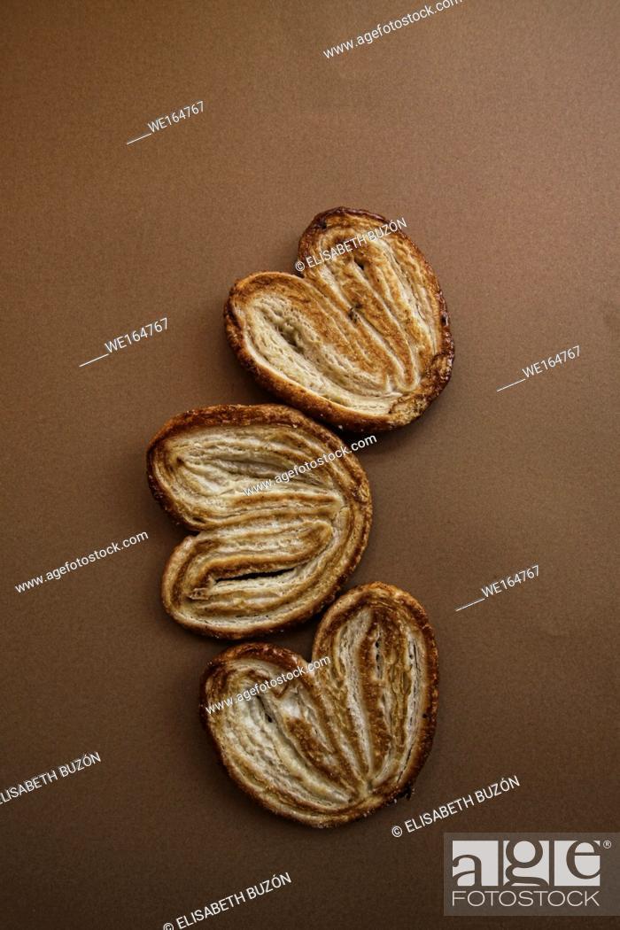 Photo de stock: Puff pastry.