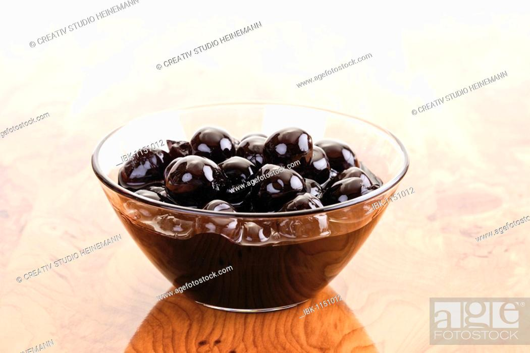 Stock Photo: Maraschino cherries.