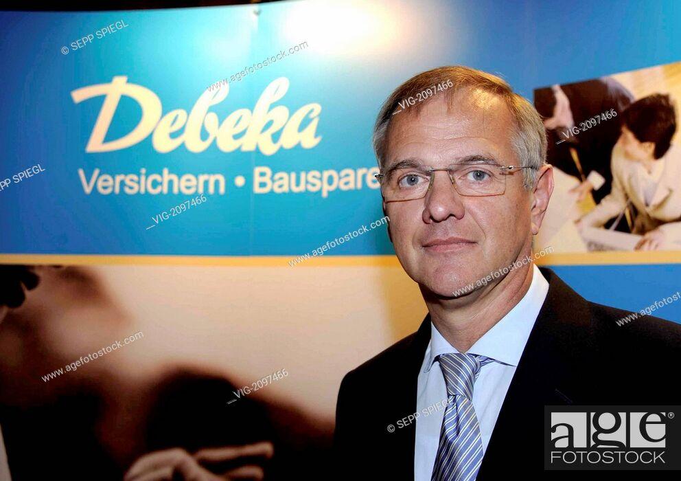 Rolf Florian Cfo Financial Officer Of Debeka Allgemeine