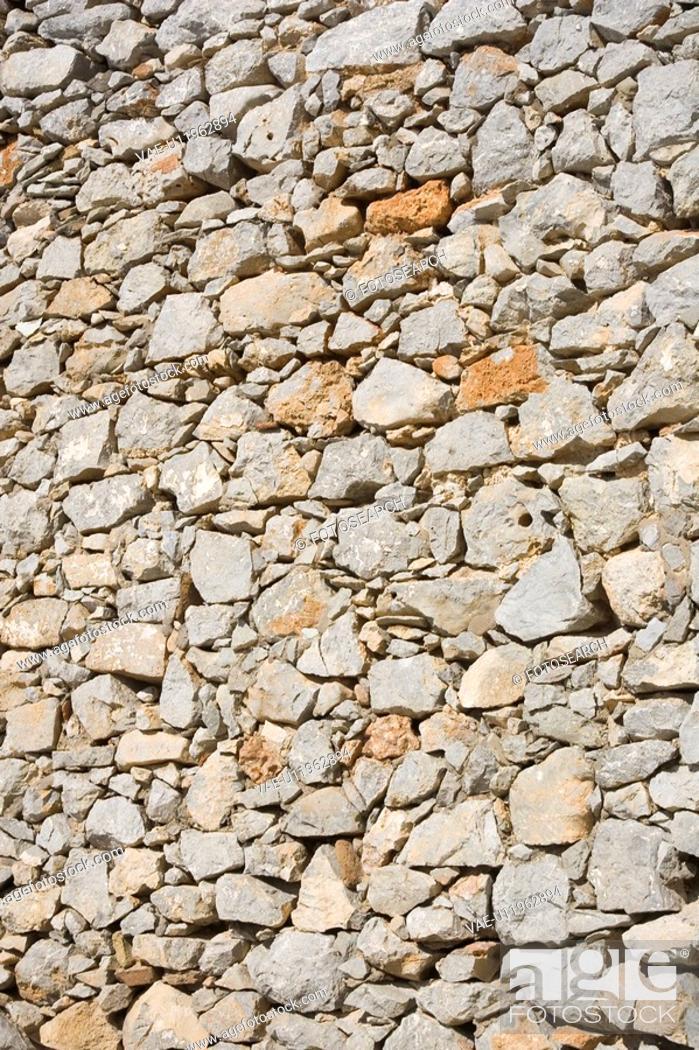 Stock Photo: Built, Concrete, Close-Up, Cement, Architecture.
