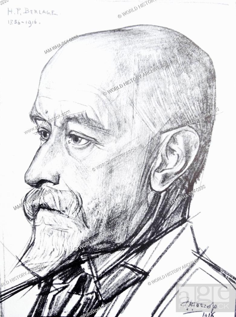 Hendrik Petrus Berlage 21 February 1856 12 August 1934