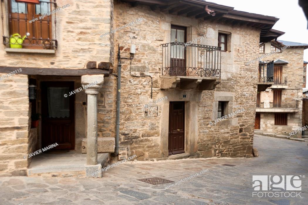 Imagen: Puebla de Sanabria, LEON, SPAIN.