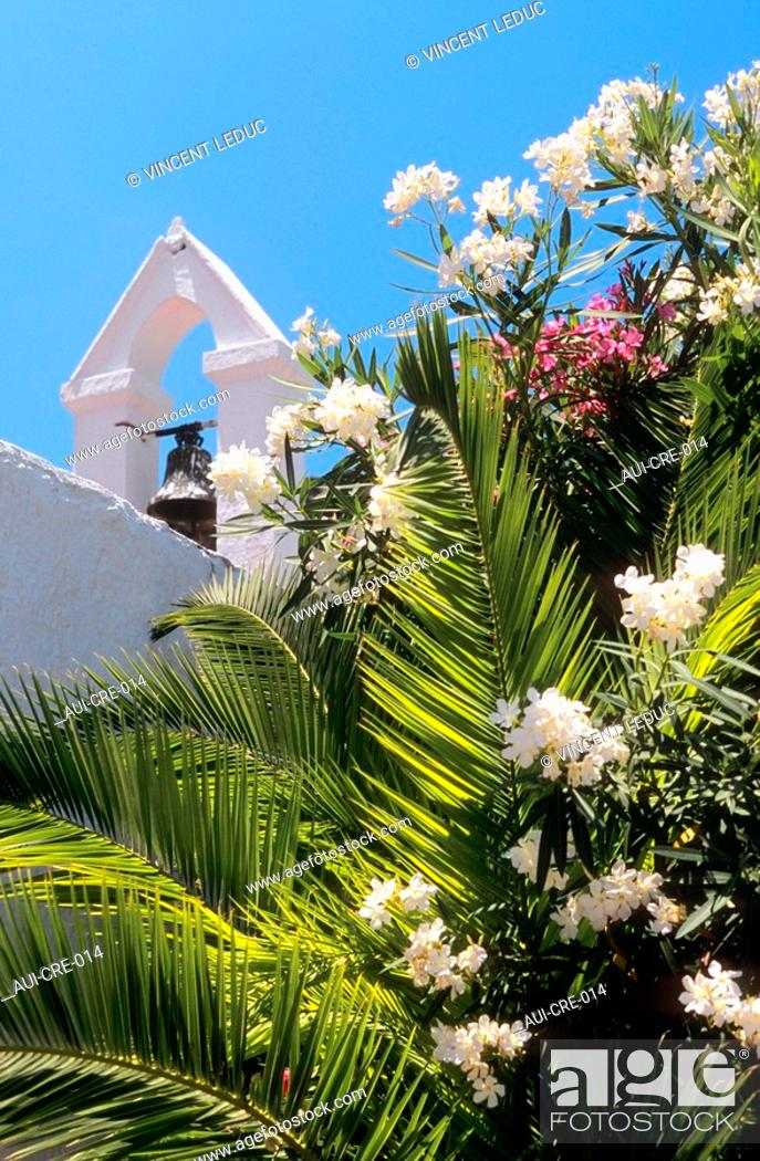Stock Photo: Greece - Crete - Krista.