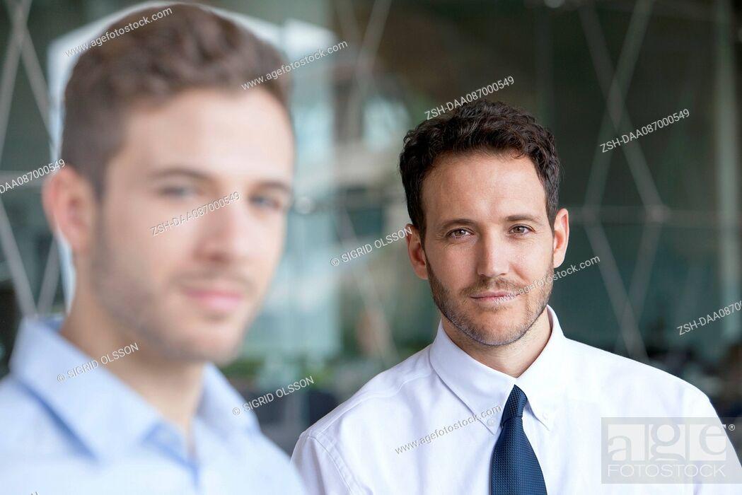 Imagen: Businessman, portrait.