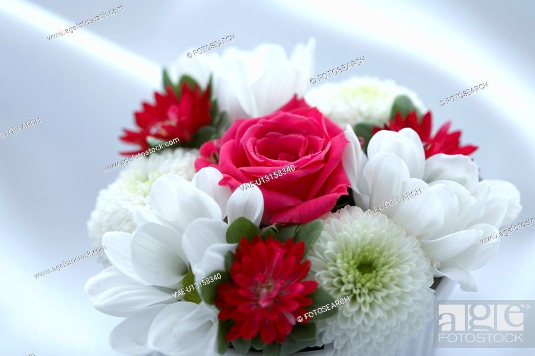 Stock Photo: Flower arrangement.