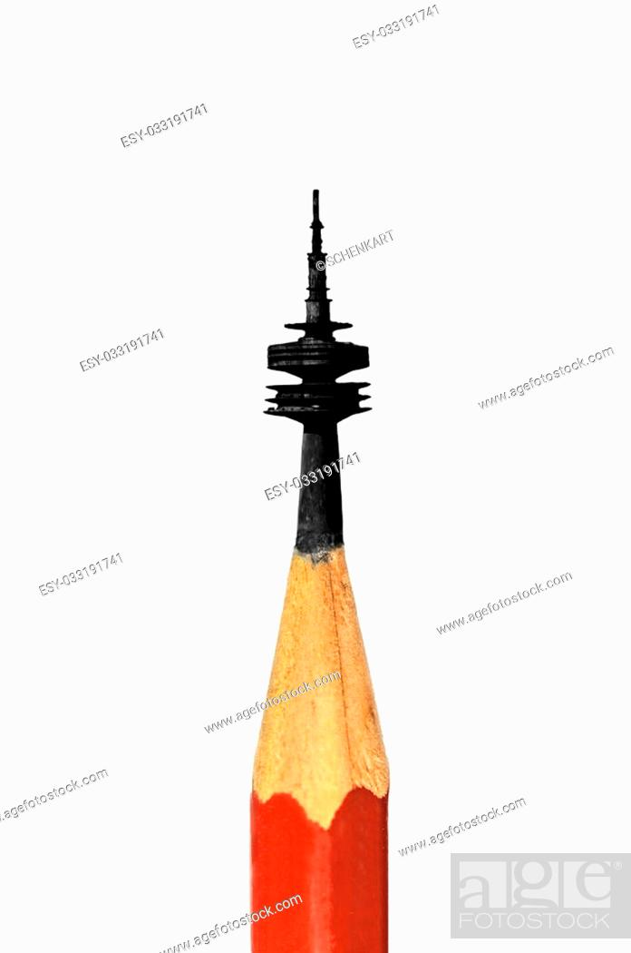 Stock Photo: Olympic Tower.