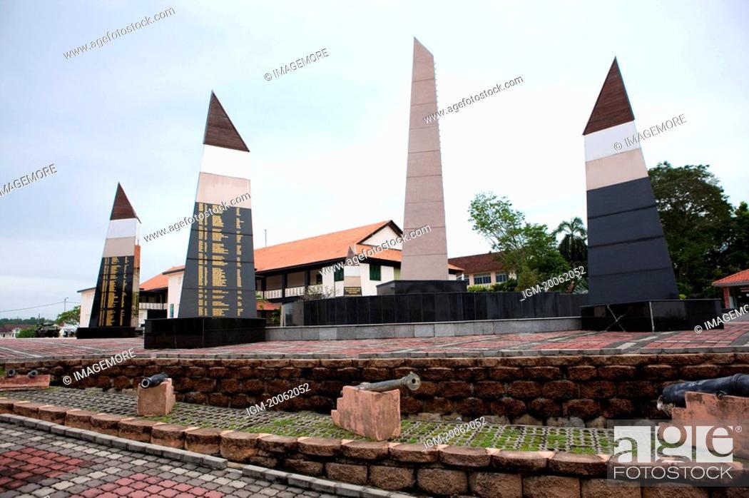 Stock Photo: Malaysia, Melaka State.