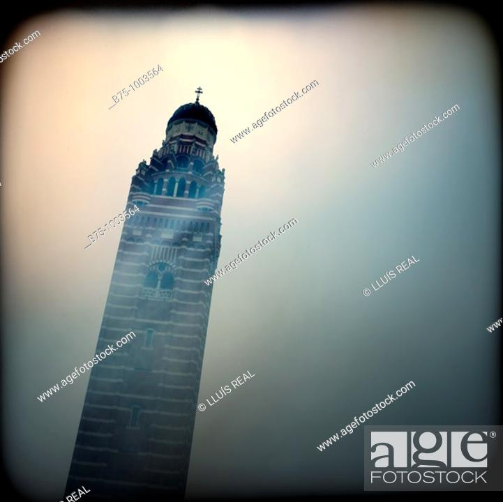 Stock Photo: London, England, UK, Westminster Cathedral.