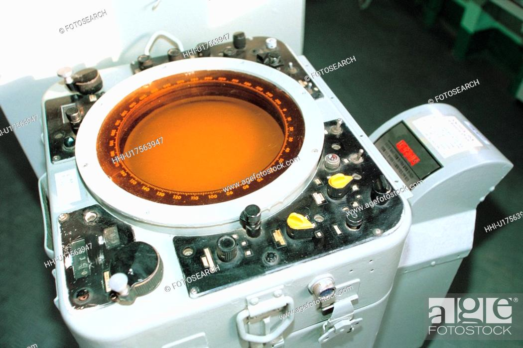 Stock Photo: science, lab equipment, labware, vessel, radar.