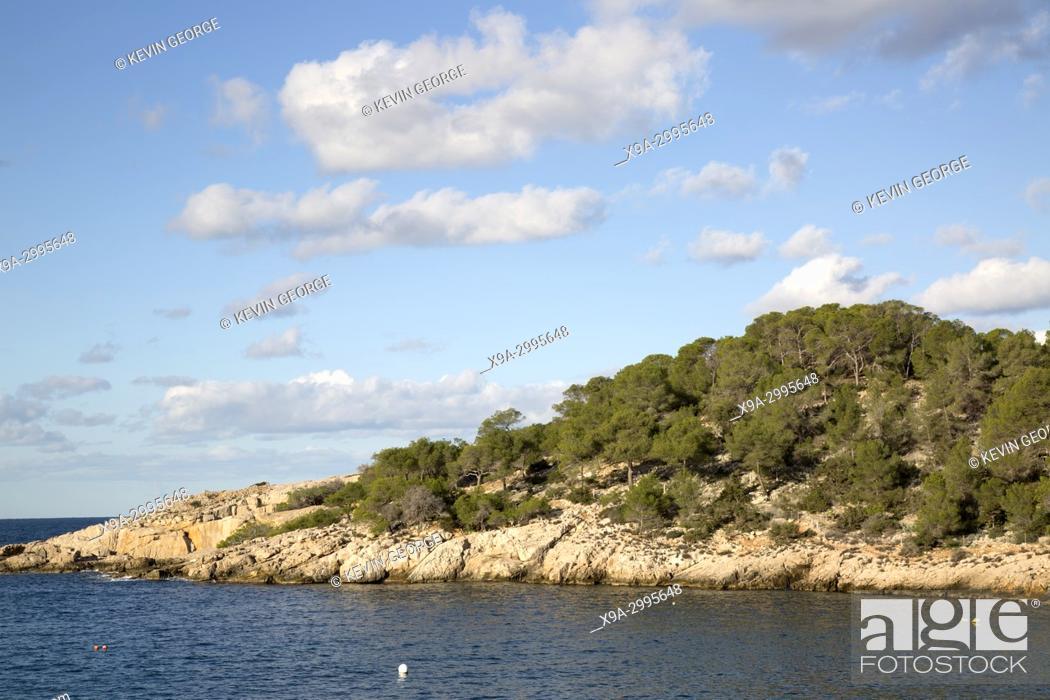 Cala Saladeta Cove