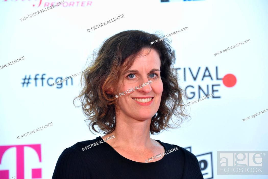 06 October 2018 North Rhine Westphalia Cologne Screenwriter Eva