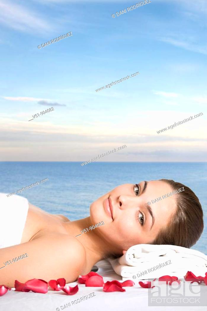 Stock Photo: Woman.