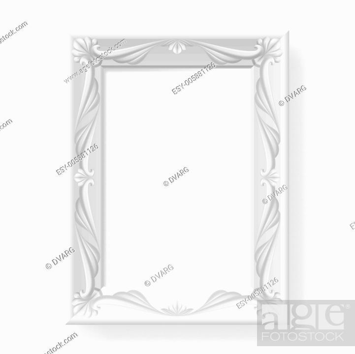 Stock Vector: Frame.
