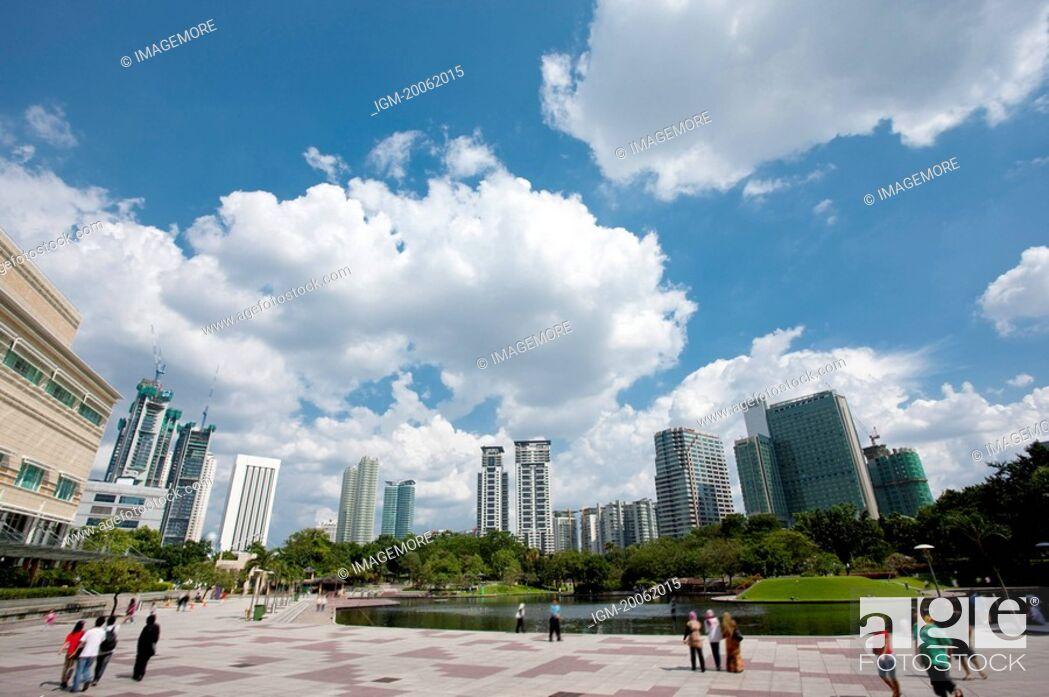 Stock Photo: Malaysia, Kuala Lumpur.