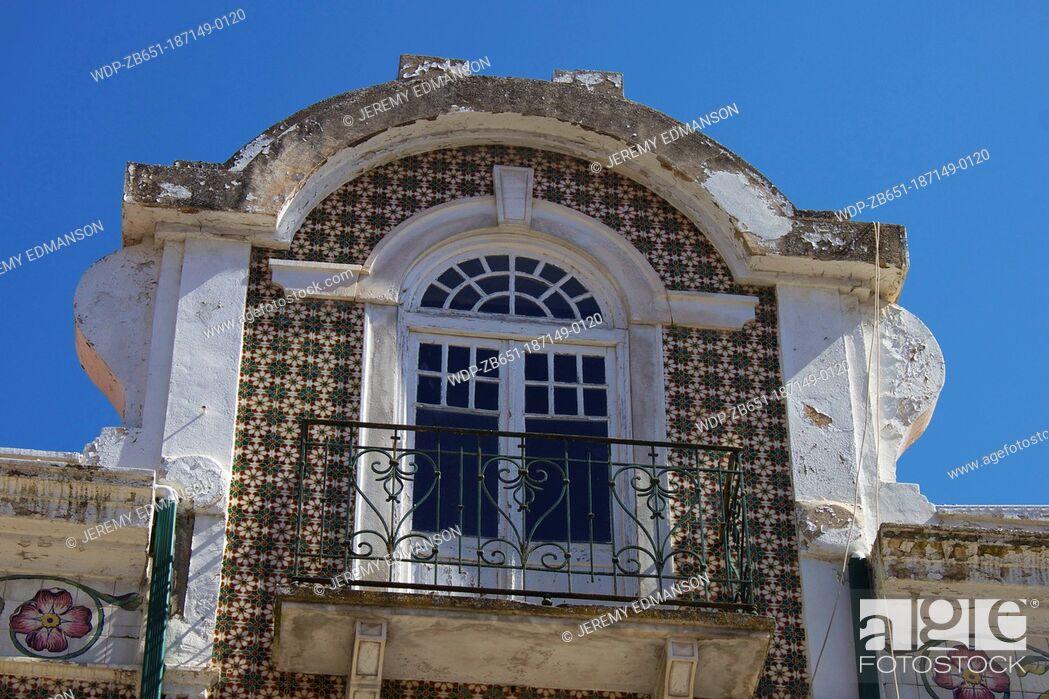 Imagen: Portugese House, Alcobaca, Portugal.