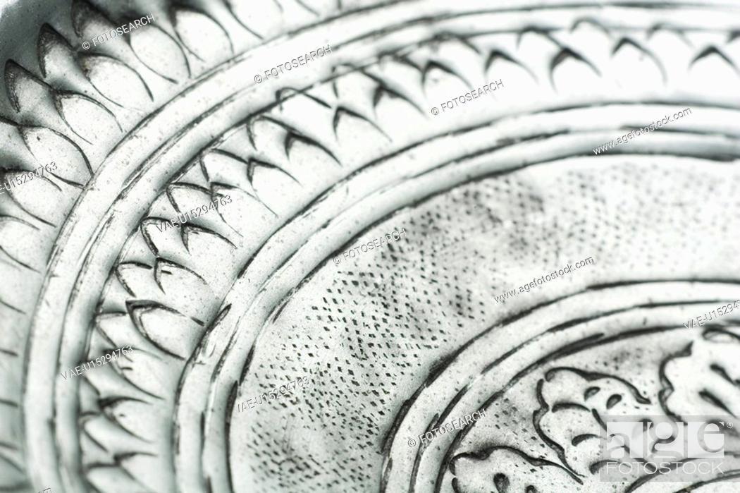 Stock Photo: Close-Up, Design, Indoors, Metal.