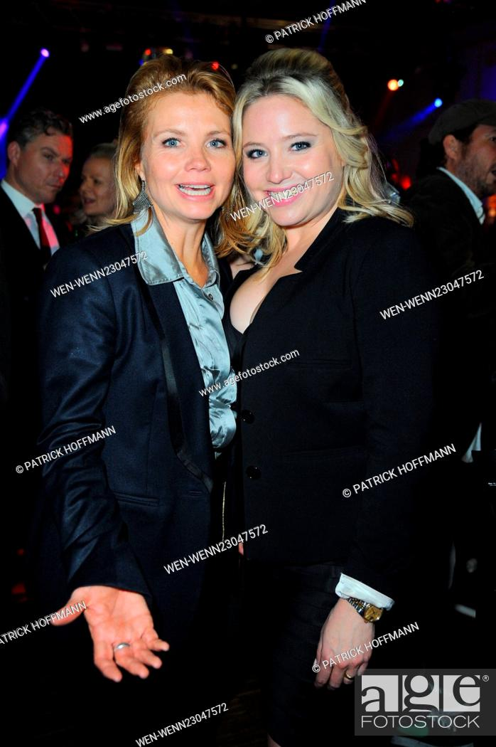 0b408d64306f Stock Photo - Deutscher Comedypreis 2015 at Coloneum at MMC studios -  Aftershowparty Featuring: Annette Frier, Caroline Frier Where: Cologne,  Germany When: ...
