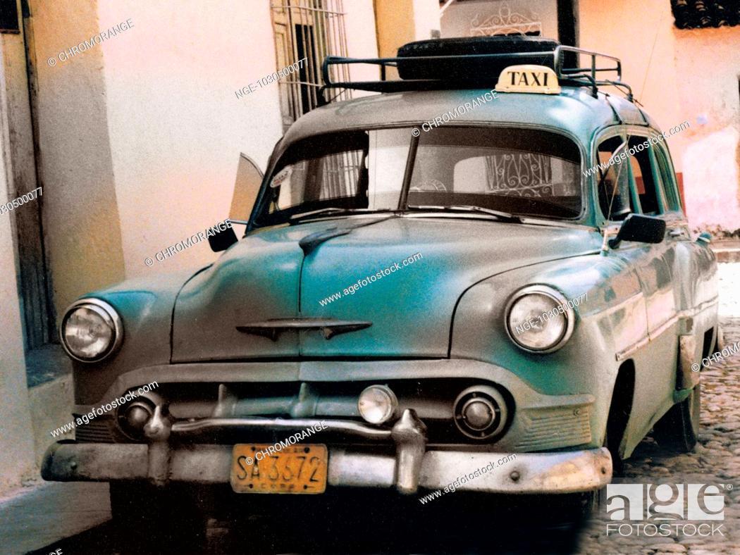 Imagen: Cuban car.