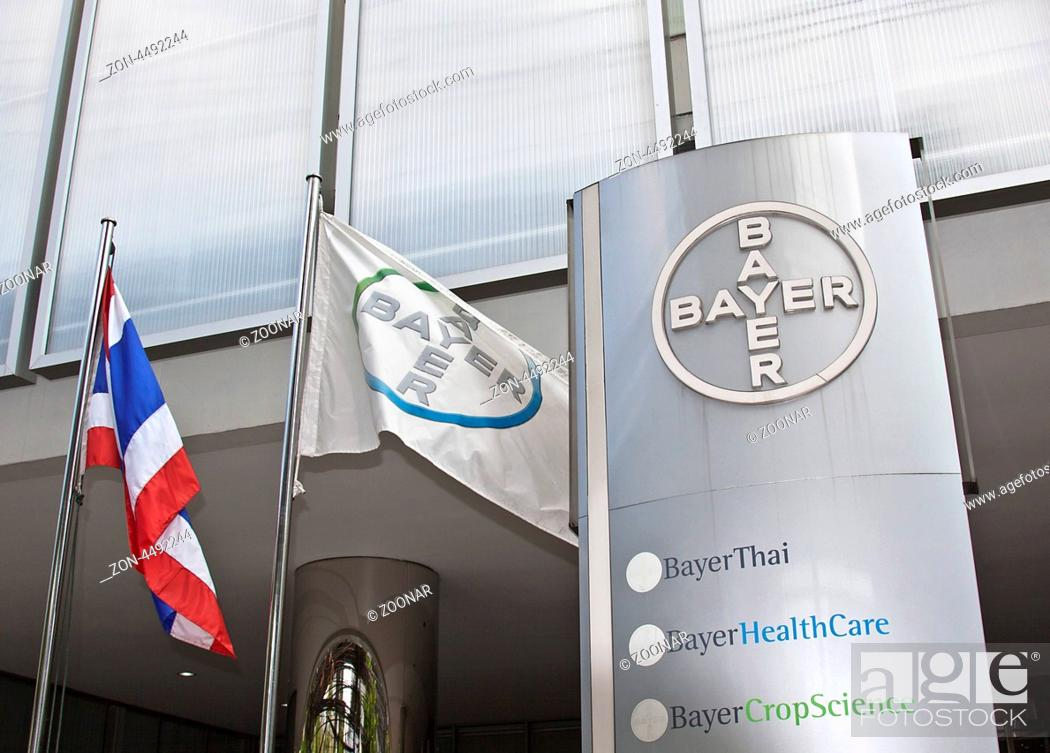 Bayer Healthcare Pharmaceuticals Stock Photos And Images Age Fotostock