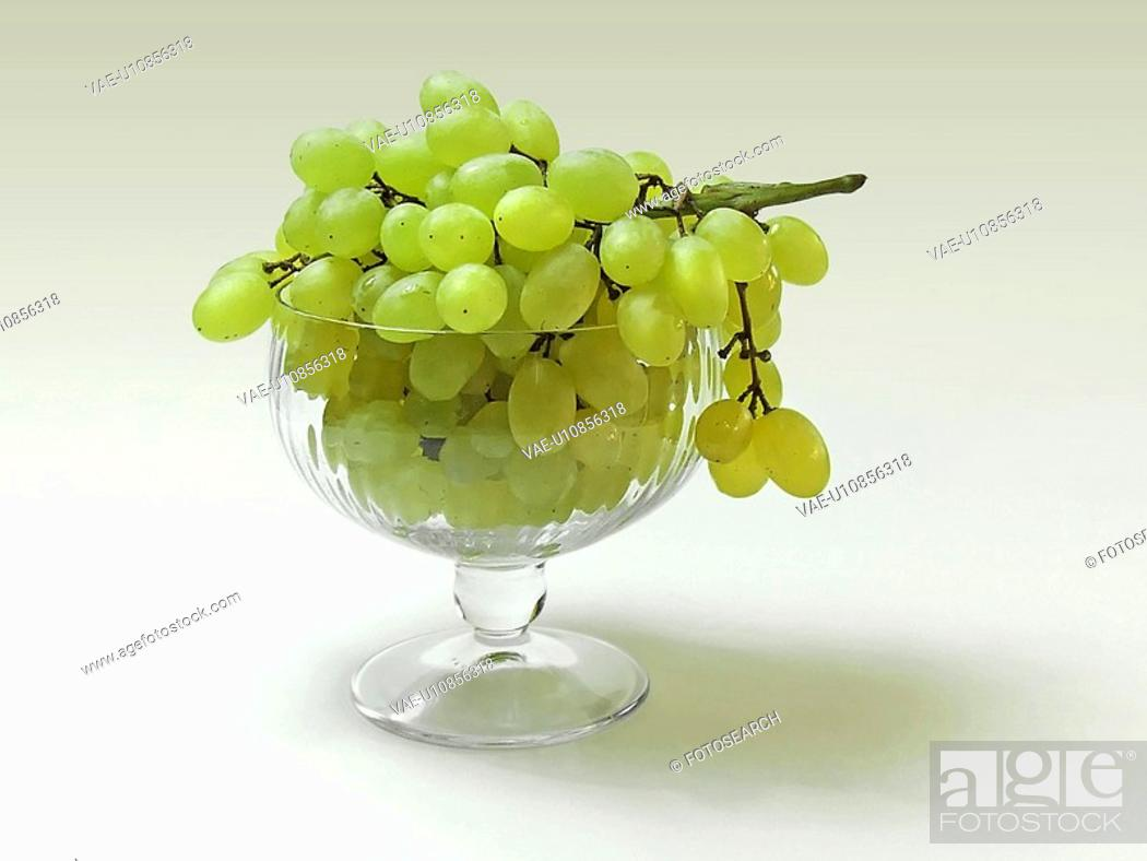 Stock Photo: Seedless, Grapes, Fruits, Fruit, Juice, Drink, Sweet.