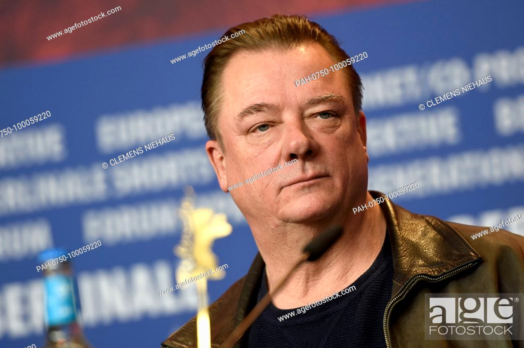 Peter Kurth During The In Den Gangen In The Aisles Press Conference At The 68th Berlin Stock Photo Picture And Rights Managed Image Pic Pah 0750 100059220 Agefotostock